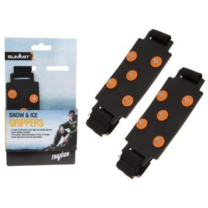 Summit Traxion Strap-On Snow and Ice Grippers