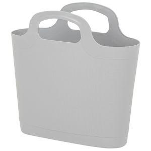 Wham 6 Litre Flexi Bag, Grey