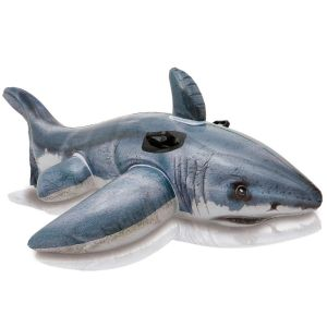 Intex Great White Shark Inflatable Pool Ride On