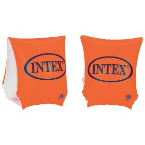 Intex Deluxe Inflatable Armbands, 3-6 Years