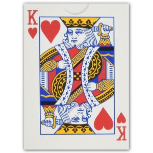 Tallon Plastic Coated Playing Cards