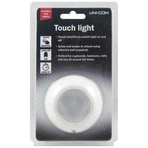 Uni-Com Battery Operated LED Touch Light