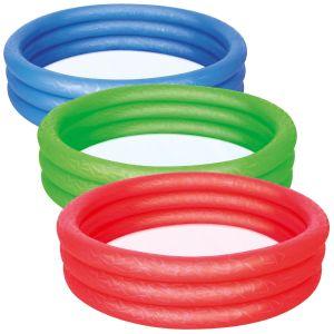 Bestway Three Ring Inflatable Kids Play Pool