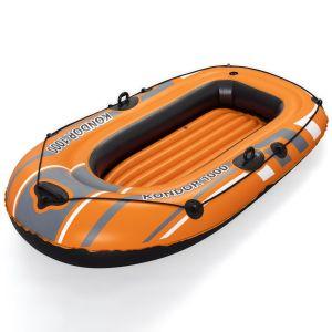 Bestway Kondor 1000 Inflatable Raft Boat, 61 x 37 Inch