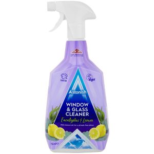 Astonish Window and Glass Cleaner Spray - 750ml