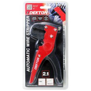 Dekton Pro Automatic 2-in-1 Wire Stripper with Wire Cutting Blade
