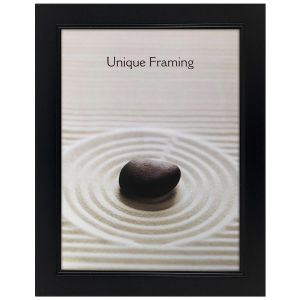 HHJ Trading Classic Black Easy Photo Frame
