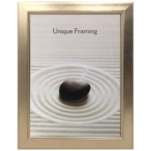 HHJ Trading Classic Silver Effect Easy Photo Frame