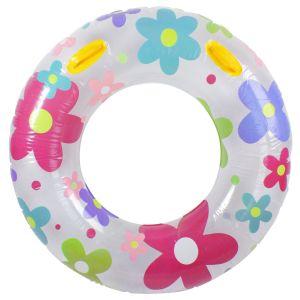 Jilong 42 Inch Designer Fashion Inflatable Swim Ring