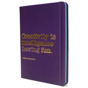 Robert Frederick Journal for Success Deluxe A5 HB Journal - Albert Einstein, 192 Pages