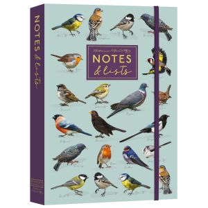 Robert Frederick Patricia MacCarthy Birds Things To Do Sticky Notes Folder