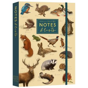 Robert Frederick Patricia MacCarthy Wildlife Things To Do Sticky Notes Folder