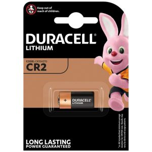 Duracell 3V Lithium CR2 Battery - Pack of 1