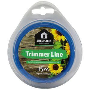 Shedmates Grass Trimmer Line, 1.65mm x 15m