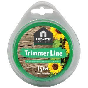 Shedmates Grass Trimmer Line, 2mm x 15m