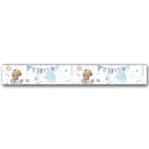 Simon Elvin Baby Boy Large Foil Party Banner