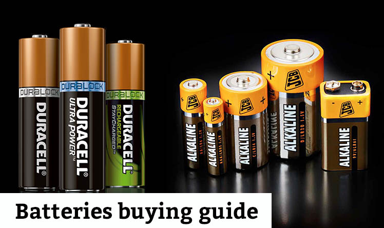 Batteries Buyer's Guide