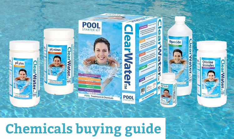 Swimming Pool and Spa Chemical Guide