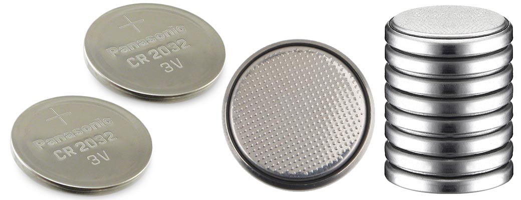 Lithium Coin Cell Batteries