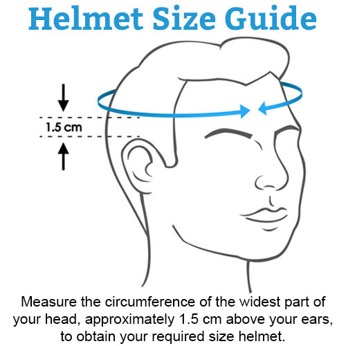 Helmet Sizing Guide