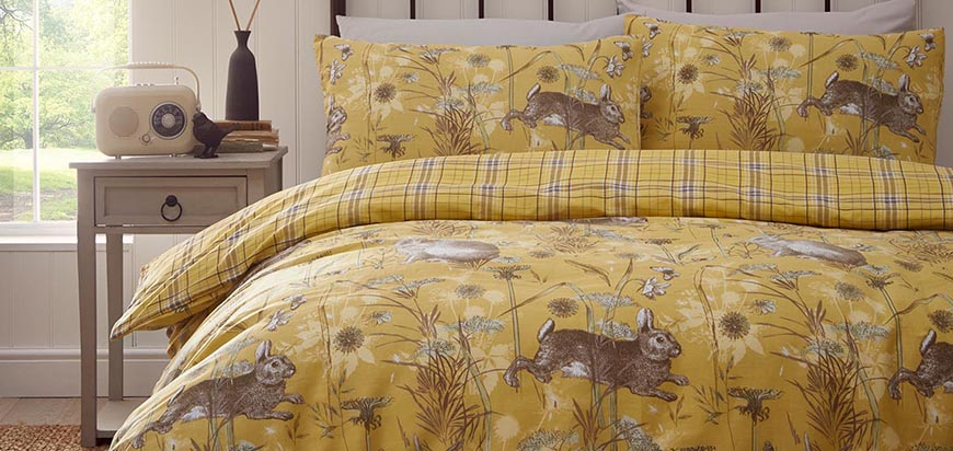 New Season Bed Linen