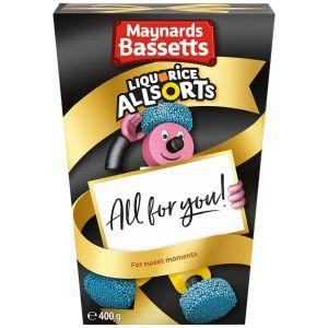 Maynards Bassetts Liquorice Allsorts - 400g