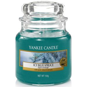 Yankee Candle Icy Spruce Small Jar Candle