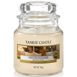 Yankee Candle Winter Wonder Small Jar Candle