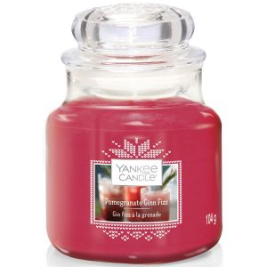 Yankee Candle Pomegranate Gin Fizz Small Jar Candle