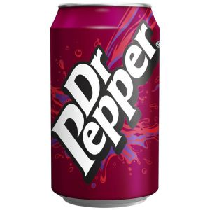 Dr Pepper Original Can - 330ml