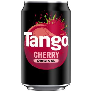 Tango Cherry Original Can - 330ml