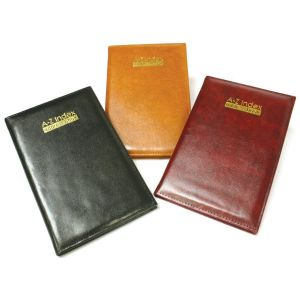 Tallon Super Slim Executive Padded A-Z Index Address Book