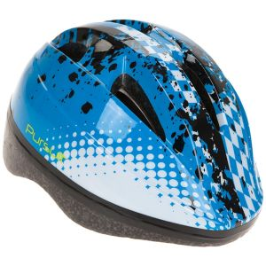 Summit Pursuit Children's Cycle Safety Helmet, Blue - X-Small