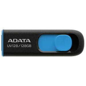 ADATA UV128 128GB USB 3.2 Gen1 Flash Drive - Blue