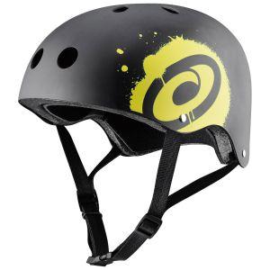Osprey Skate BMX Cycle Safety Helmet, Black