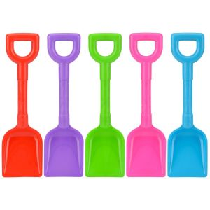 Yello Small 10 Inch Plastic Scoop Beach Spade