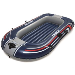 Bestway Hydro-Force Treck X1 Inflatable Raft, 90 x 48 Inch - Multi