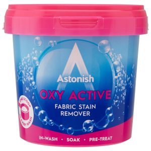 Astonish Oxi Active Fabric Stain Remover - 500g
