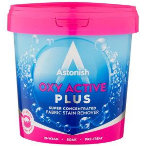 Astonish Oxi Active Plus Super Concentrated Fabric Stain Remover - 1kg