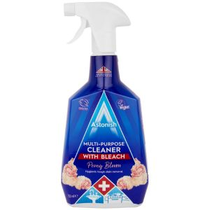 Astonish Multi-Purpose Cleaner Spray with Bleach - 750ml