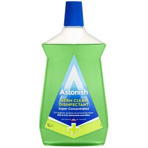 Astonish Germ Clear Disinfectant Super Concentrated - 1 Litre