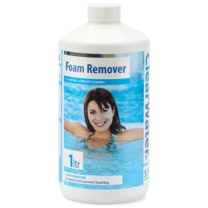 Clearwater Foam Remover for Pools & Spas - 1 Litre