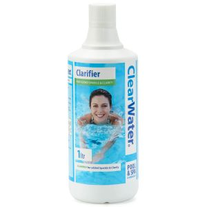 Clearwater Clarifier for Pools & Spas - 1 Litre