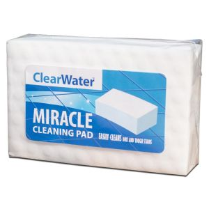 Clearwater Miracle Pad Cleaning Sponge for Pools & Spas