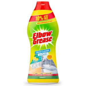 Elbow Grease Multi Purpose Cream Cleaner with Micro Crystals - 550ml