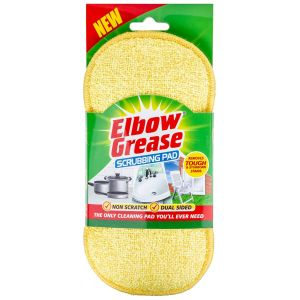 Elbow Grease Stubborn Stain Scrubbing Pad