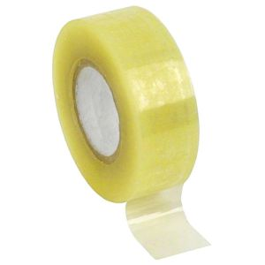 Ultratape Clear Adhesive Packing Sticky Tape, 19mm x 33m