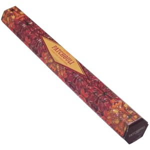 Sifcon Patchouli Scented Incense Sticks - Pack of 20