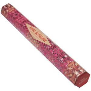Sifcon Rose Blossom Scented Incense Sticks - Pack of 20