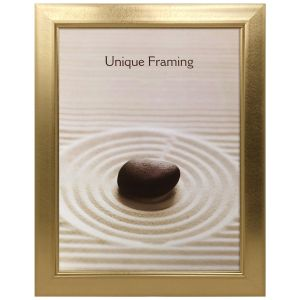 HHJ Trading Classic Gold Effect Easy Photo Frame
